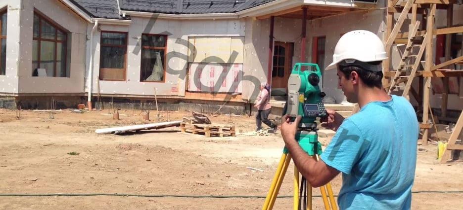 Услуги геодезистов для строительства